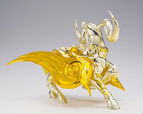 Mu Armadura Aries New Cloth Figura 18 Cm Saint Seiya Myth Cloth Ex Soul of Gold 6