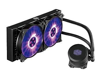 Cooler Master Liquid ML240L RGB Led Fanlı İşlemci Sıvı Soğutma Kiti