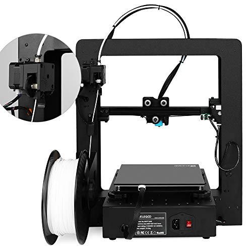 ELEGOO NEPTUNE 3D Drucker FDM 3D Printer Metall Prusa i3 Bauraum 205 x 205 x 200 mm Kompatibel mit TPU/PLA/ABS Filament - 6