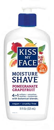 Kiss My Face 4 en 1 - Afeitado de humedad