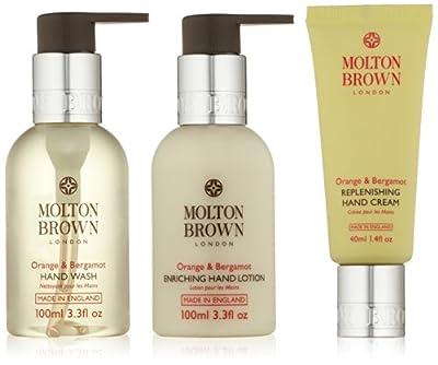 Molton Brown The Orange Bergamot Handwash Set Mbg