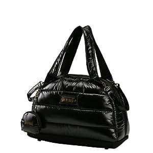 Sac à Langer bébé noir et accessoires Mon Doudoune bag
