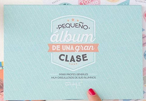 Mr. Wonderful Pequeño álbum de una gran clase