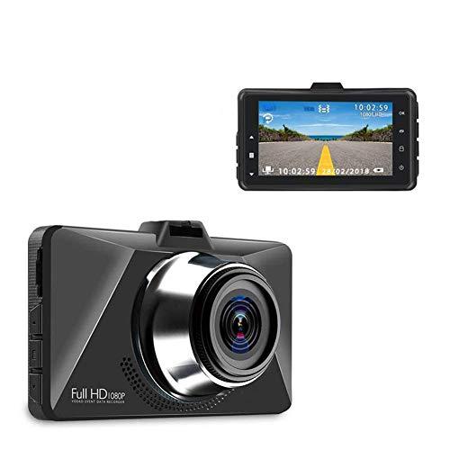 ACCDUER Car Dash Cam Camera DVR Digital Driving Video Recorder Front Cam170°Angle, Loop Recording, G-Sensor, Motion Detection - Digital Video Recording Dvr