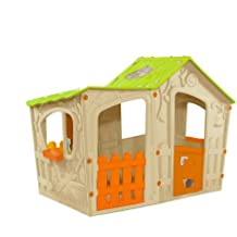 Keter - Casita infantil Magic Villa, Edad recomendada: 4 - 7 años