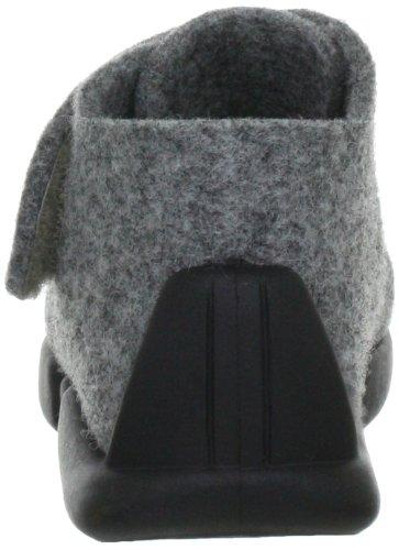 Rohde Tubbie 2071 Unisex - Kinder Hausschuhe Grau (Grau 80)