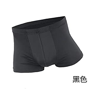 ZHFC-durchsichtige unterwäsche für männer sexy unterwäsche im sommer eis solide dünnen transparenten weißen gelb – rot – schwarz – blau