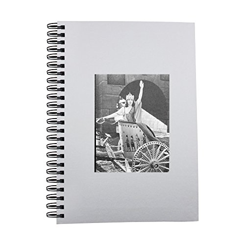 notebook-with-woman-in-chariot