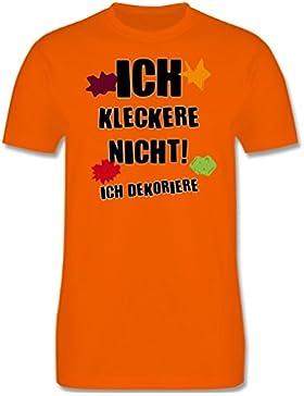 Sprüche Kind - Ich kleckere nicht! - Kinder T-Shirt