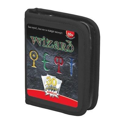 Preisvergleich Produktbild 06904 - Amigo Spiele - Wizard Jubiläumsmäppchen