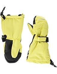 Degré 7 Kid Ufo Moufles de Ski Mixte Enfant, Jaune, FR : 5 Ans (Taille Fabricant : 4/5)