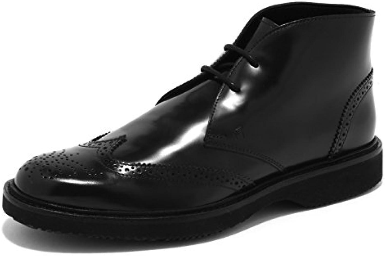 Hogan 4914G Polacco Uomo Uomo Uomo Nero h 217 Route Derby Scarpa Uomo scarpe Men | marchio  5e0332