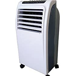 Unik Brand new Remote operated Powerful Electric Air Cooler,White