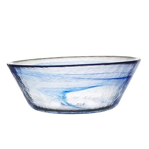 Kosta Boda Mine Bowl Blue (Kosta Boda Geschenke)