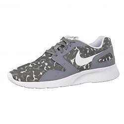 Nike Women's Kaishi Run Print Low-top Sneaker Cool Greywhite-wolf Size:10