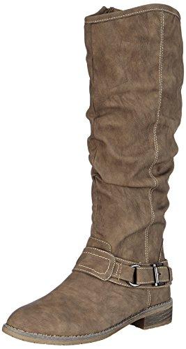 Jane Klain 266 288, Boots femme Gris