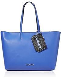 Calvin Klein Damen Ck Must F19 Med Shopper Umhängetasche, 27x39x11cm