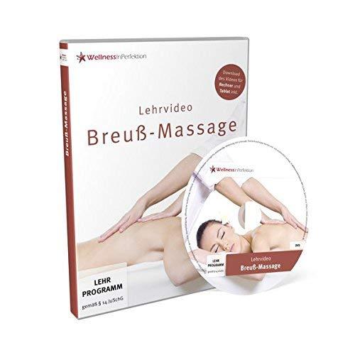 DVD Breuß-Massage (Lehrvideo)   Für Anfänger und Profis   Inkl. kostenloser Tablet-/Smartphone-Version zum Download