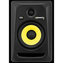 Krk - Rp6g3 black monitor biamplificado profesional unidad