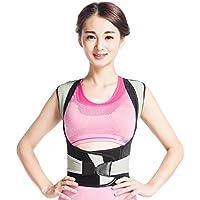 Deluxe haltungskorrekturbandage Lendenwirbelstütze Gürtel rund Schulter und skoliose Rücken Bandage mit fügt Korsett... preisvergleich bei billige-tabletten.eu