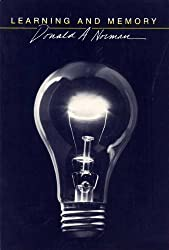 Learning and Memory by Donald A. Norman (1982-08-03)