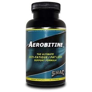 Snac Aerobitine, 120 Caps, 0.75 Bottle by Snac