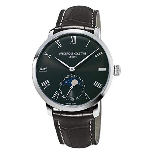 Frederique Constant Geneve Slimline Moonphase Manufacture FC-705GR4S6 Reloj Automático para Hombres