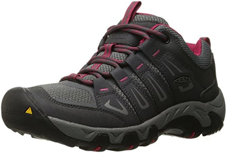 Keen Oakridge, Zapatos de Low Rise Senderismo para Mujer