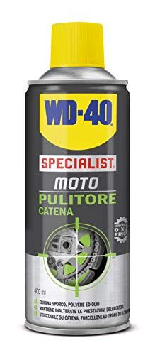 WD-40 Specialist Moto - Pulitore Catena  Moto Spray - 400 m