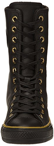 Converse All Star Hi Leather Unisex Noir