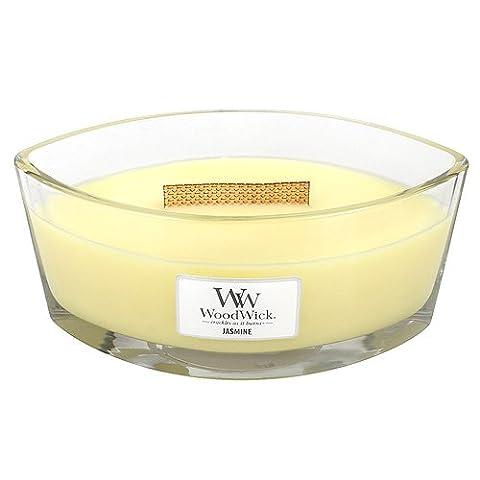 Woodwick 76198Jasmin hearthwick Kerze, gelb