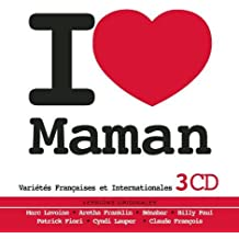 I Love Maman (Coffret Metal 3 CD)