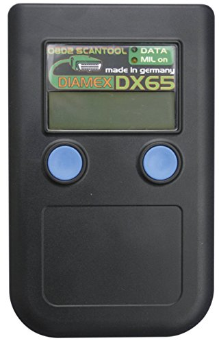 Diamex DX65 Tragbarer Scanner