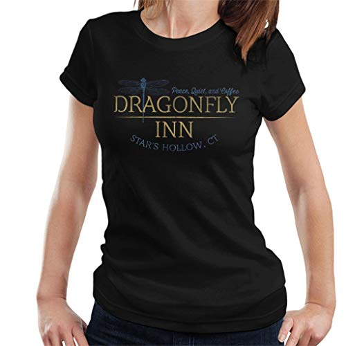 Gilmore Girls Inspired Dragonfly Inn Women's T-Shirt -