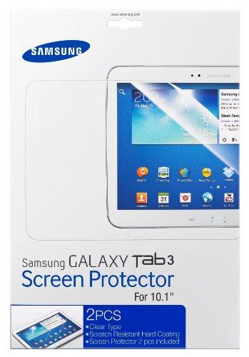 Samsung ET-FP520CTEGWW - Protector de pantalla para tablet Galaxy Tab 3 10.1