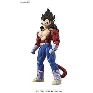 Bandai Hobby- Vegeta Super Saiyan 4 Model Kit 14 cm Dragon Ball GT Figure-Rise Standard 84087P, Multicolor (BDHDB144984)