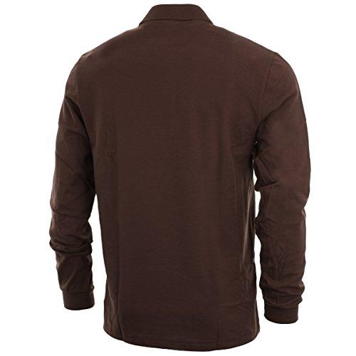 Lacoste L.12.12 Original Polo Shirt (L1312-T03) Braun