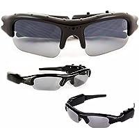 Grabadora de Vídeo Digital Cámara de gafas de sol DVR Grabadora Tarjeta del TF de la Ayuda Para Conducir Deportes al Aire Libre