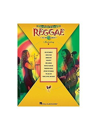 Ultimative Reggae: 42 der besten. Noten für Klavier, Gesang & Gitarre