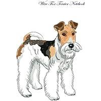 Wire Fox Terrier Notebook