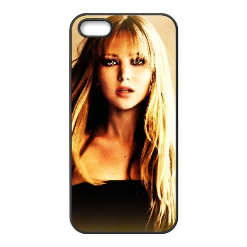 LP-LG Phone Case Of Jennifer Lawrence For iPhone 5,5S [Pattern-6] Pattern-2