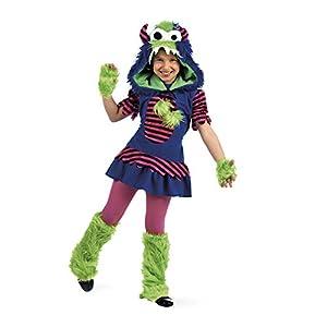Limit Sport - Disfraz de monstruo Alice para niña (MI783)