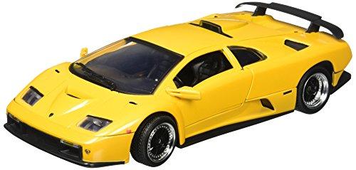 motormax-73168s-vehicule-miniature-modele-a-lechelle-lamborghini-diablo-gt-echelle-1-18