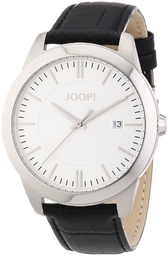 Joop - JP101061F02 - Montre Homme - Quartz Analogique - Bracelet Cuir Noir