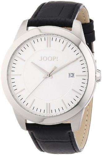 Joop Men's Quartz Watch Element Gents JP101061F02 with Leather Strap