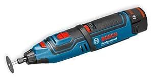 Bosch Akku-Drehmehrzweckwerkzeug GRO 10,8 V-Li, 06019C5000