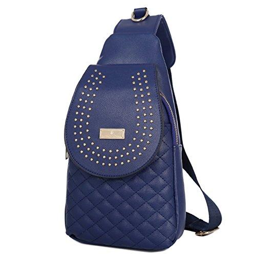 pacco petto/sacchetto di spalla casuale di modo della signora/Messenger bag petto/pacchetto semplice-A B