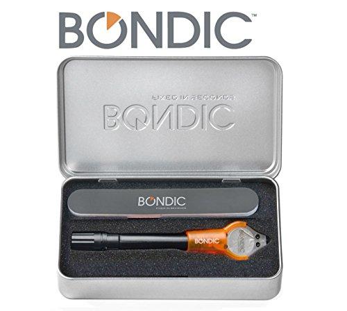 Bondic® Starter Set - DAS ORIGINAL - UV-Reparatursystem mit Flüssigkunststoff - kleben, fixieren, modellieren, reparieren - Uv-licht-lampe