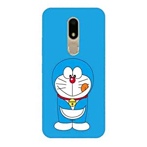 NS PRINTED BACK COVER FOR MOTO M