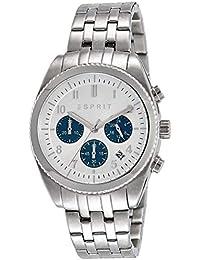 (Renewed) Esprit Analog Silver Dial Mens Watch - ES107581006#CR